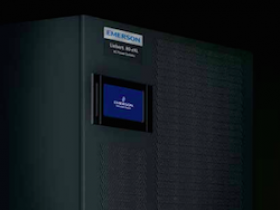 Emerson Network Power introduceert transformatorloze, monolitische UPS